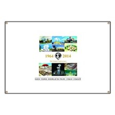 50th Anniversary Pavilions Banner