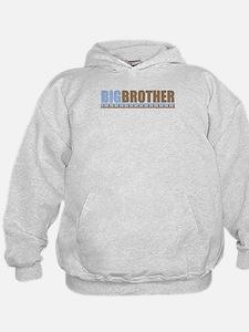big brother brown/blue Hoodie