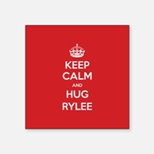 Hug Rylee Sticker