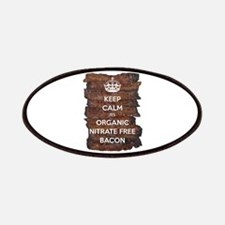 Keep Calm Organic Bacon Patches