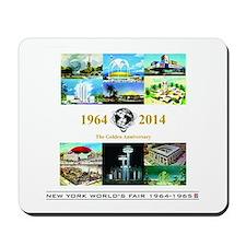 50th Anniversary Pavilions Mousepad