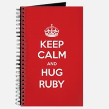 Hug Ruby Journal