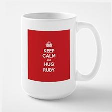 Hug Ruby Mugs