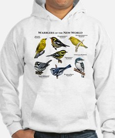 Warblers of the New World Hoodie