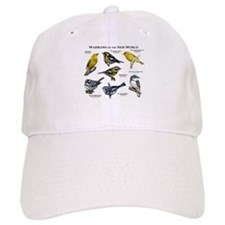 Warblers of the New World Baseball Cap