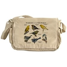 Warblers of the New World Messenger Bag