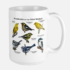 Warblers of the New World Mug
