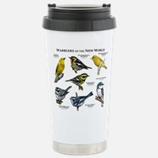 Warblers of the New Wor Travel Mug