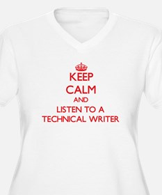 Keep Calm and Listen to a Technical Writer Plus Si