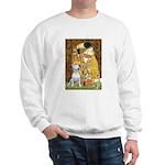 The Kiss & Bull Terrier Sweatshirt