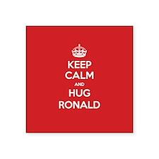 Hug Ronald Sticker