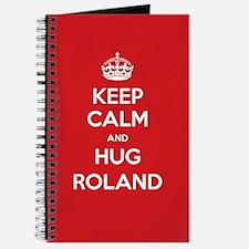 Hug Roland Journal