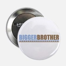 bigger brother brown blue Button