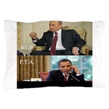 putin-obama Pillow Case