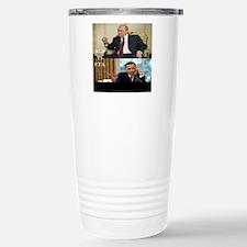 putin-obama Travel Mug
