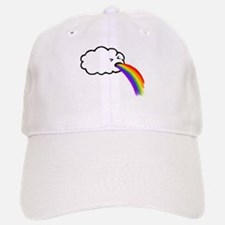 Barfing Rainbows Baseball Baseball Baseball Cap