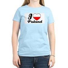 I love Poland T-Shirt