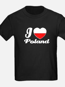 I love Poland T