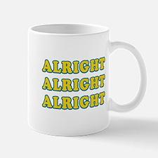 Alright Alright Alright Mugs