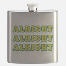 Alright Alright Alright Flask