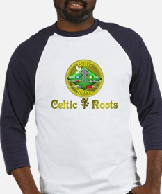Celtic Roots.:-) Baseball Jersey