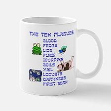 The Ten Plagues Mugs