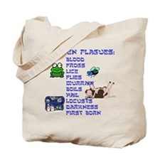 The Ten Plagues Tote Bag