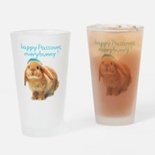happy-Passover.png Drinking Glass
