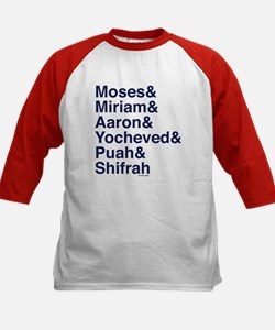 Passover Heroes Names Tee