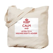 Keep Calm and Listen to a Welfare Rights Adviser T