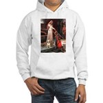 The Accolade Bull Terrier Hooded Sweatshirt