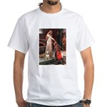 The Accolade Bull Terrier White T-Shirt