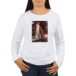 The Accolade Bull Terrier Women's Long Sleeve T-Sh