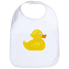 Squeaky Duck Bib