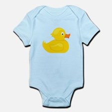 Squeaky Duck Body Suit