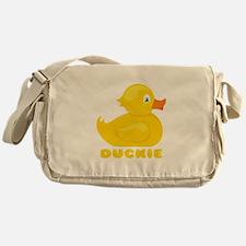 DUCKIE Messenger Bag
