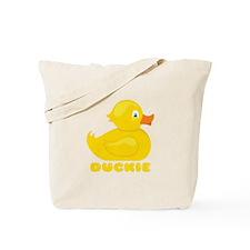 DUCKIE Tote Bag