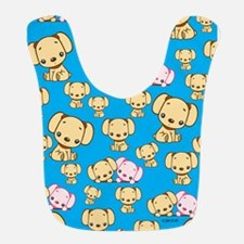 Puppies Bib