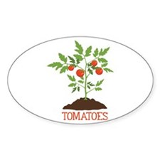 TOMATOES Decal