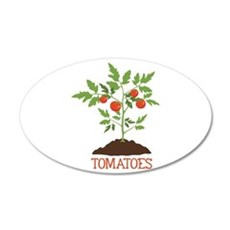 TOMATOES Wall Decal