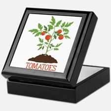 TOMATOES Keepsake Box