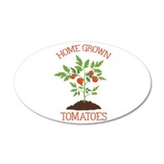 HOME GROWN TOMATOES Wall Decal