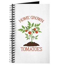 HOME GROWN TOMATOES Journal