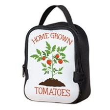 HOME GROWN TOMATOES Neoprene Lunch Bag