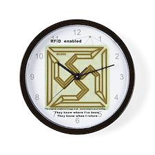RFID Wall Clock