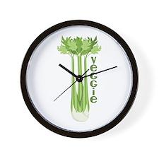 VeGGie Wall Clock