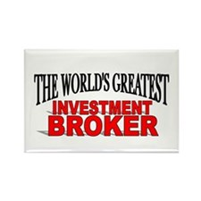 """The World's Greatest Investment Broker"" Rectangle"