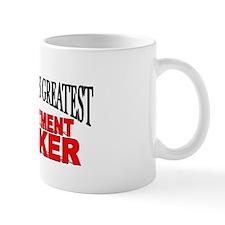 """The World's Greatest Investment Broker"" Mug"