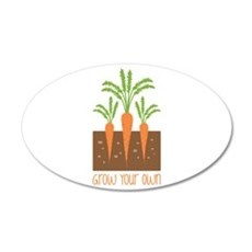 Grow Your Own Wall Decal