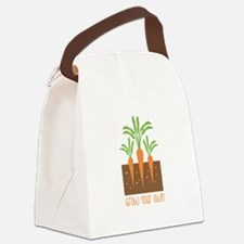 Grow Your Own Canvas Lunch Bag